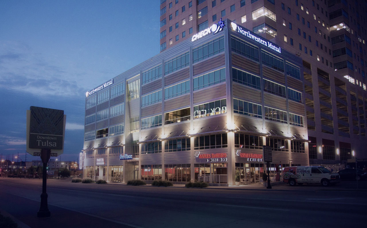 One Place Tower 202 South Cheyenne Avenue Tulsa